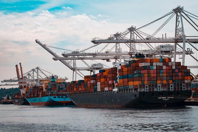 Terminal de carga para exportaciones de calzado brasileño