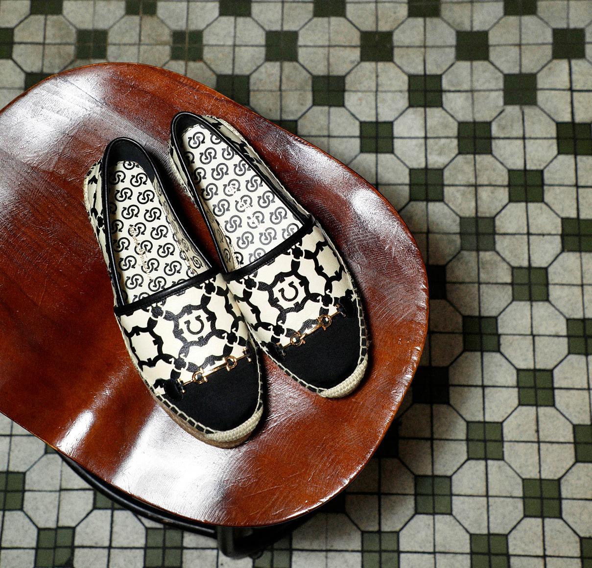 Zapatos Ferragamo Gancini Iconic