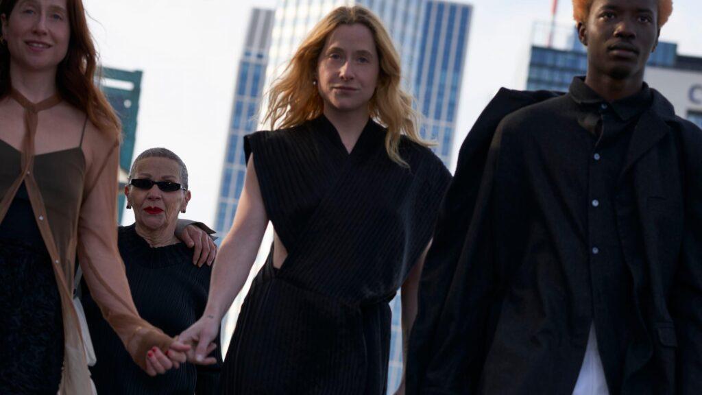 Campaña Frankfurt Fashion Week