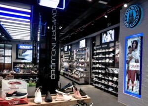 flagship Skechers en Barcelona